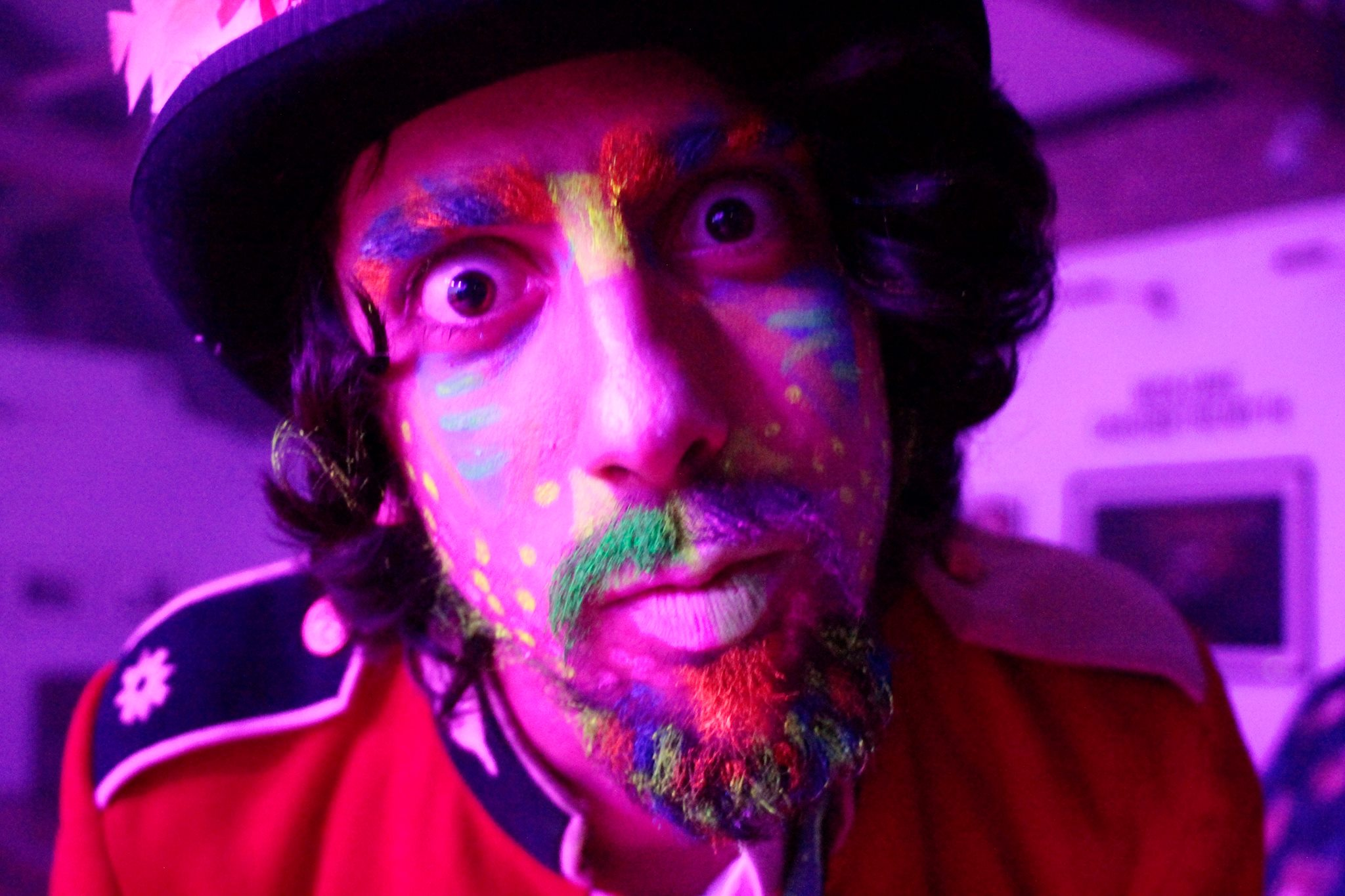 Circus Extravaganza w/ W.S.F.B.