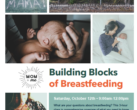 Breastfeeding Class Coming up