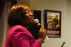 Pastor Rebecca Amiassah