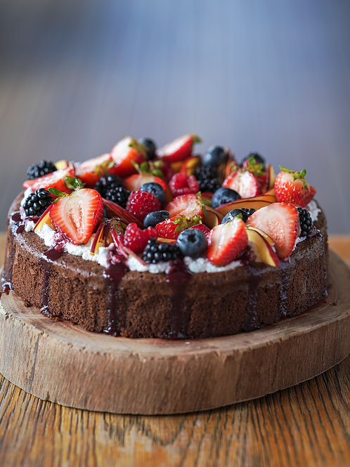 acre chocolate cake