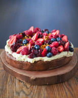 2020-03-01 RICOTTA CAKE : ACRE CAKE & DR