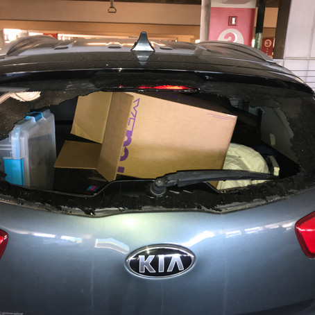 I Lived Out of My Car