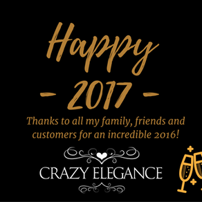 Happy New Year From Crazy Elegance