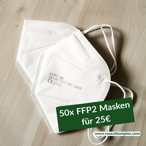 50x FFP2 Maske