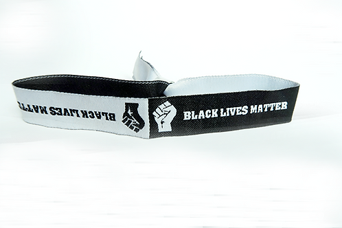 Black lives matter | Pridearmband
