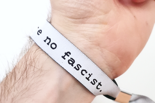 I wish you were no fascist.