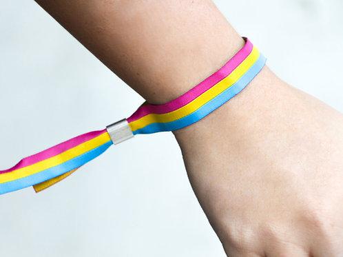 Pansexuell | Pridearmband
