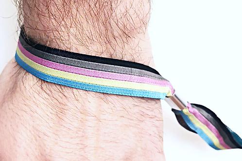 Polygender | Pridearmband