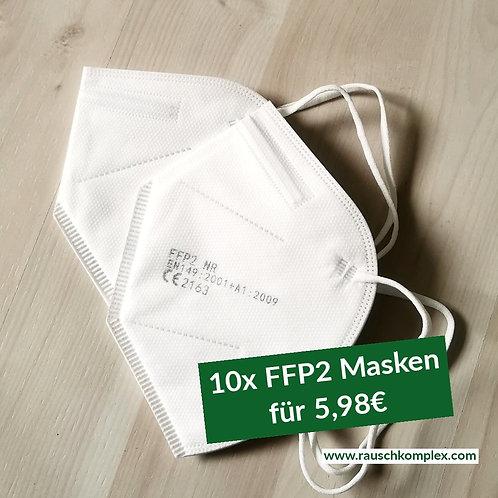 10x FFP2 Maske