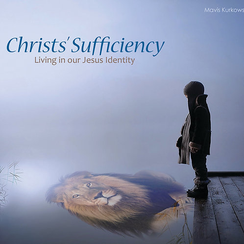 MP3 CD Christ's Sufficiency