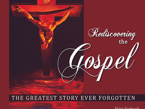 MP3 CD Rediscovering the Gospel