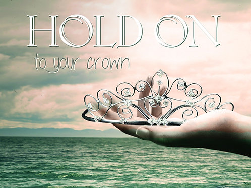 MP3 CD Hold on to Your Crown