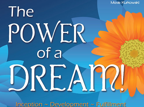 MP3 CD The Power of a Dream