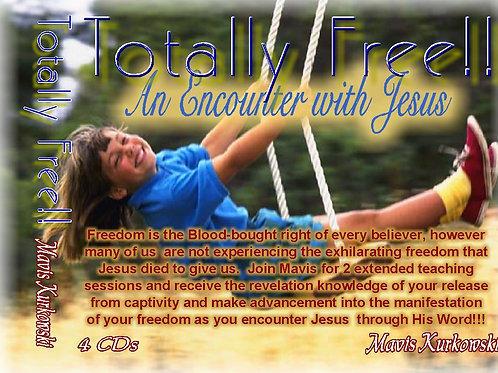 MP3 CD Totally Free!! An Encounter with Jesus