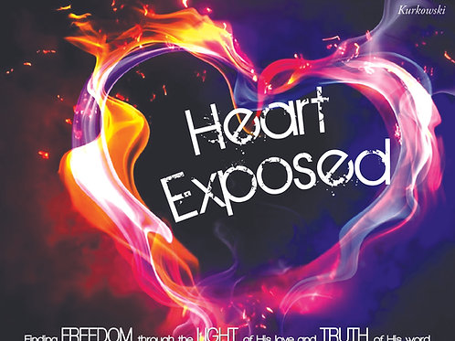 MP3 CD Heart Exposed