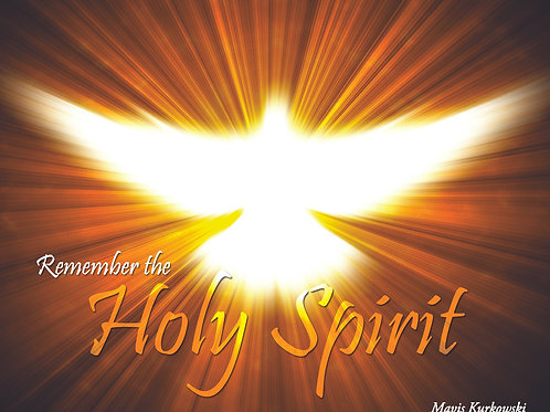 MP3 CD Remember the Holy Spirit