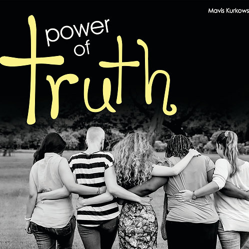 MP3 CD The Power of Truth