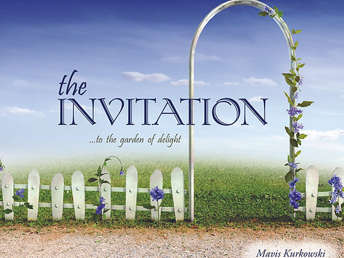 MP3 CD The Invitation...to the Garden of Delight