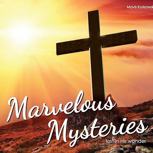 MP3 CD Marvelous Mysteries