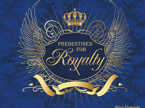 MP3 CD Predestined for Royalty