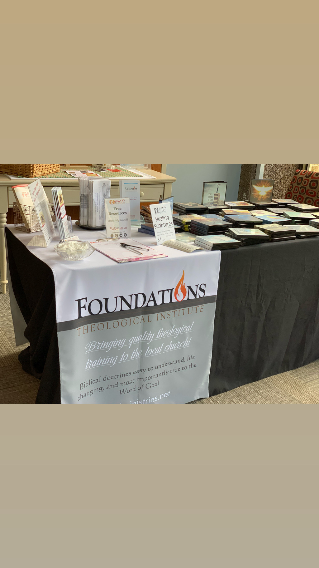 Foundations Theological Institute