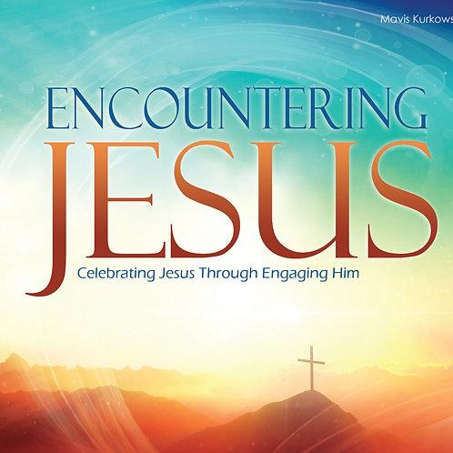 MP3 CD Encountering Jesus