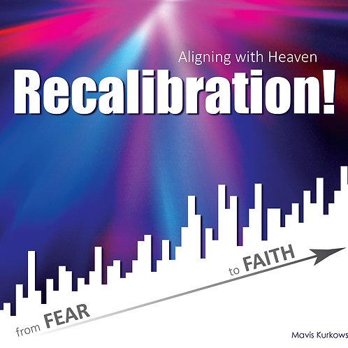 MP3 CD  Recalibration