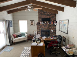 Pastor Mavis' office(after)