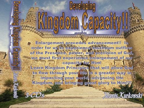 Developing Kingdom Capacity!!