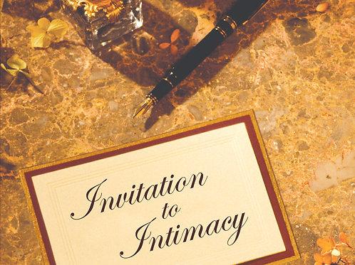 MP3 CD Invitation to Intimacy