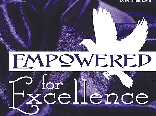 MP3 CD Empowered for Excellence