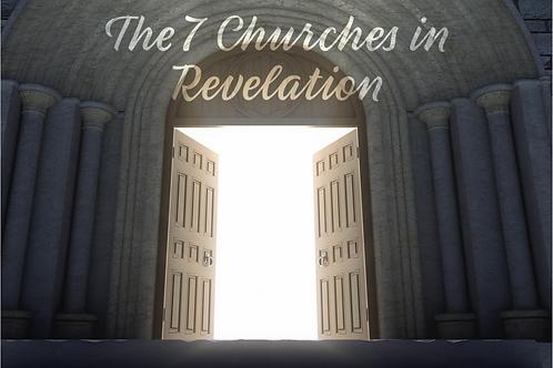 7 Churches of Revelation Bundle