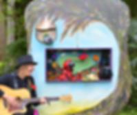 The ladybug Express puppet show