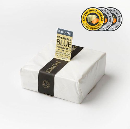 Cotswold Blue Veined Brie
