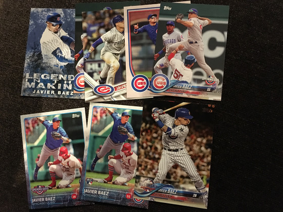 Cubs Mail from the Weekend