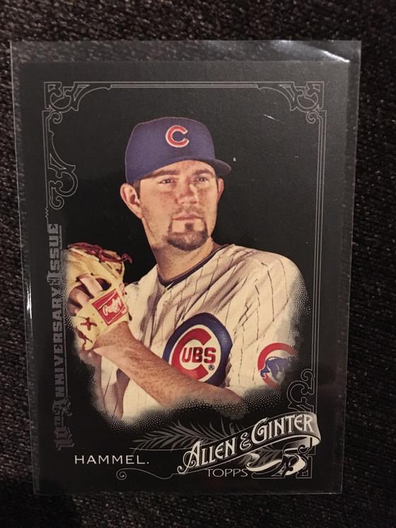 Allen & Ginter Cubs Mailday & Monday Reflection