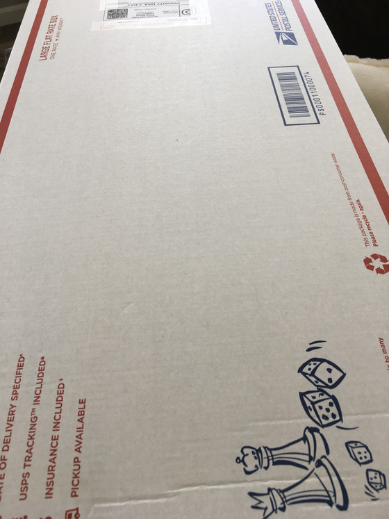 An Economical Way To Shipping a Large Volume of Cards