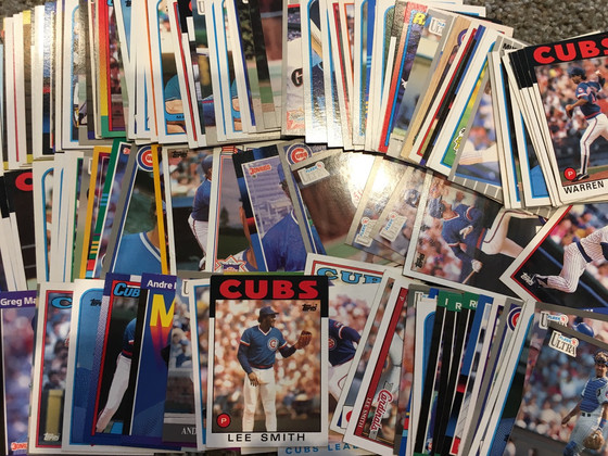 Delaware Becomes the 42nd State To Send Cubs Cards in 2019