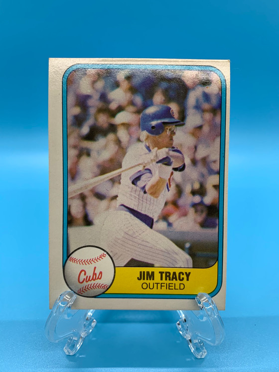The Story of Jim Tracy's Stolen Cubs Jersey