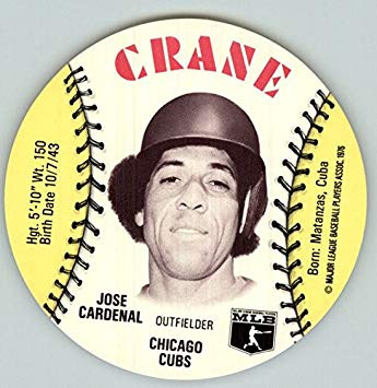 Jose Cardenal Feuds With Manager