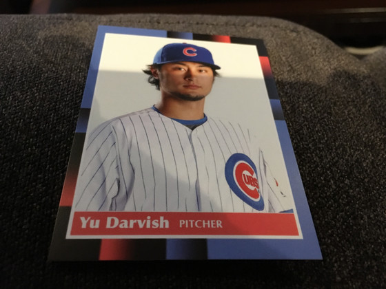 Never Before Seen Cubs Cards Added To The Collection