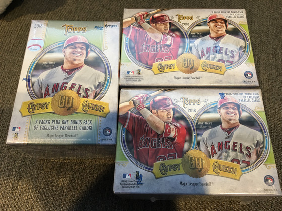 2018 Gypsy Queen Cubs Review