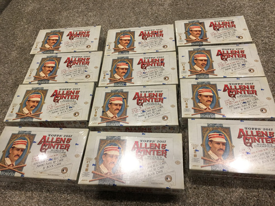 Allen & Ginter Has Become More Than Another Baseball Card Release