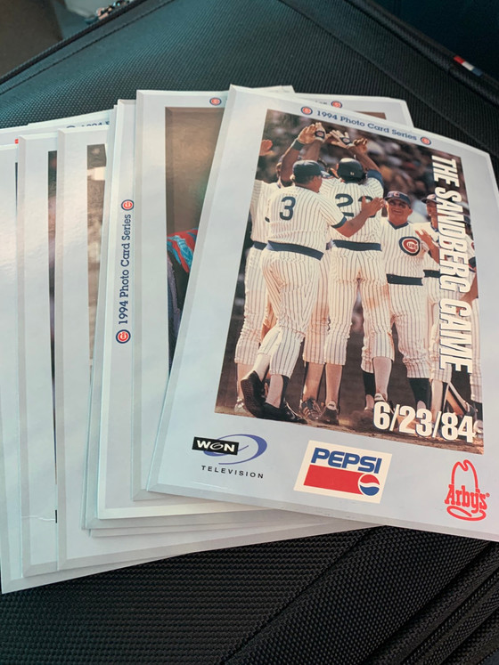 Cubs Convention 2020 Brings In More Than 200 Baseball Cards