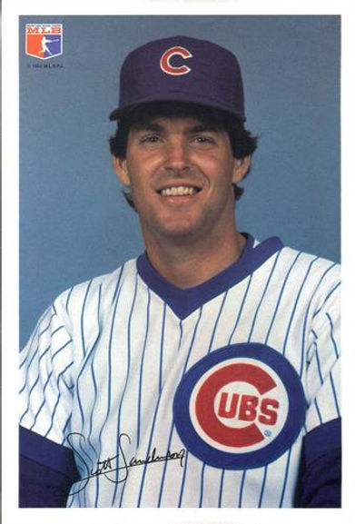 Why A Jersey Boy Rooted For Scott Sanderson One Million Cubs
