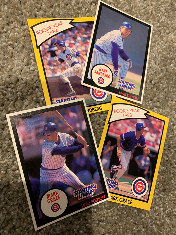 Nearly 2,000 Cubs Cards Delivered on Friday the 13th