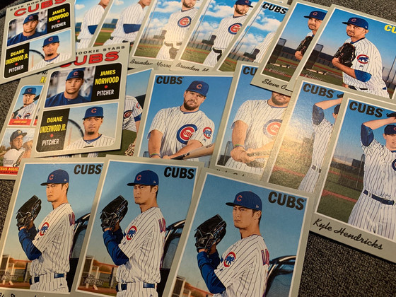 Shipping Baseball Cards and Learning Something New