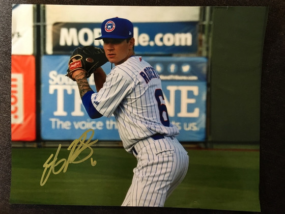 A Weekend of High School Softball and Ethan Roberts Autographs