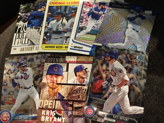 Trades From Ohio, Michigan, and Arizona in Thursday's Mail