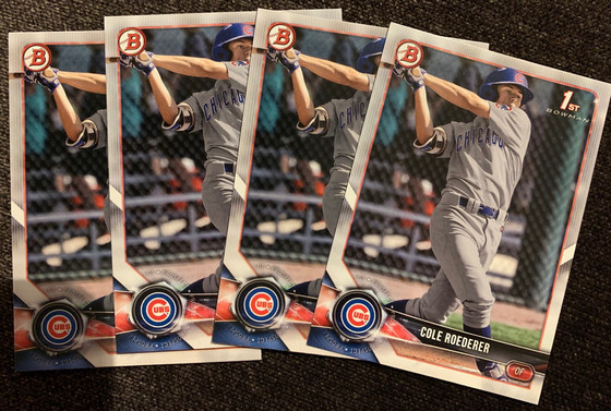 More Than 4,500 Cubs Cards From Howard the Rockies Collector